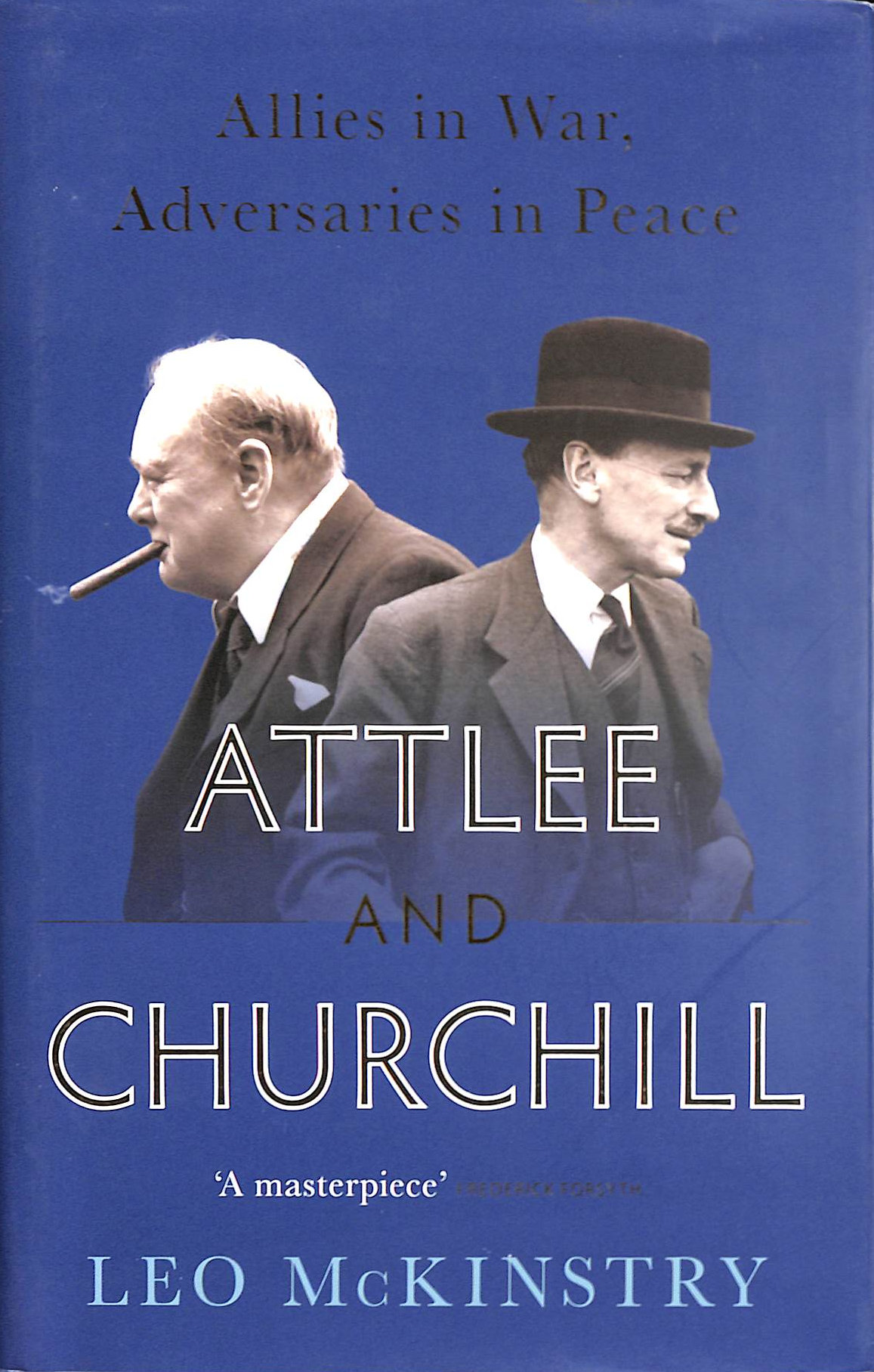 Image for Attlee and Churchill: Allies in War, Adversaries in Peace