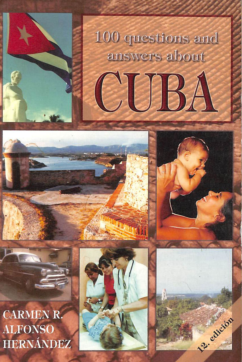 Image for 100 Questions and Answers About Cuba