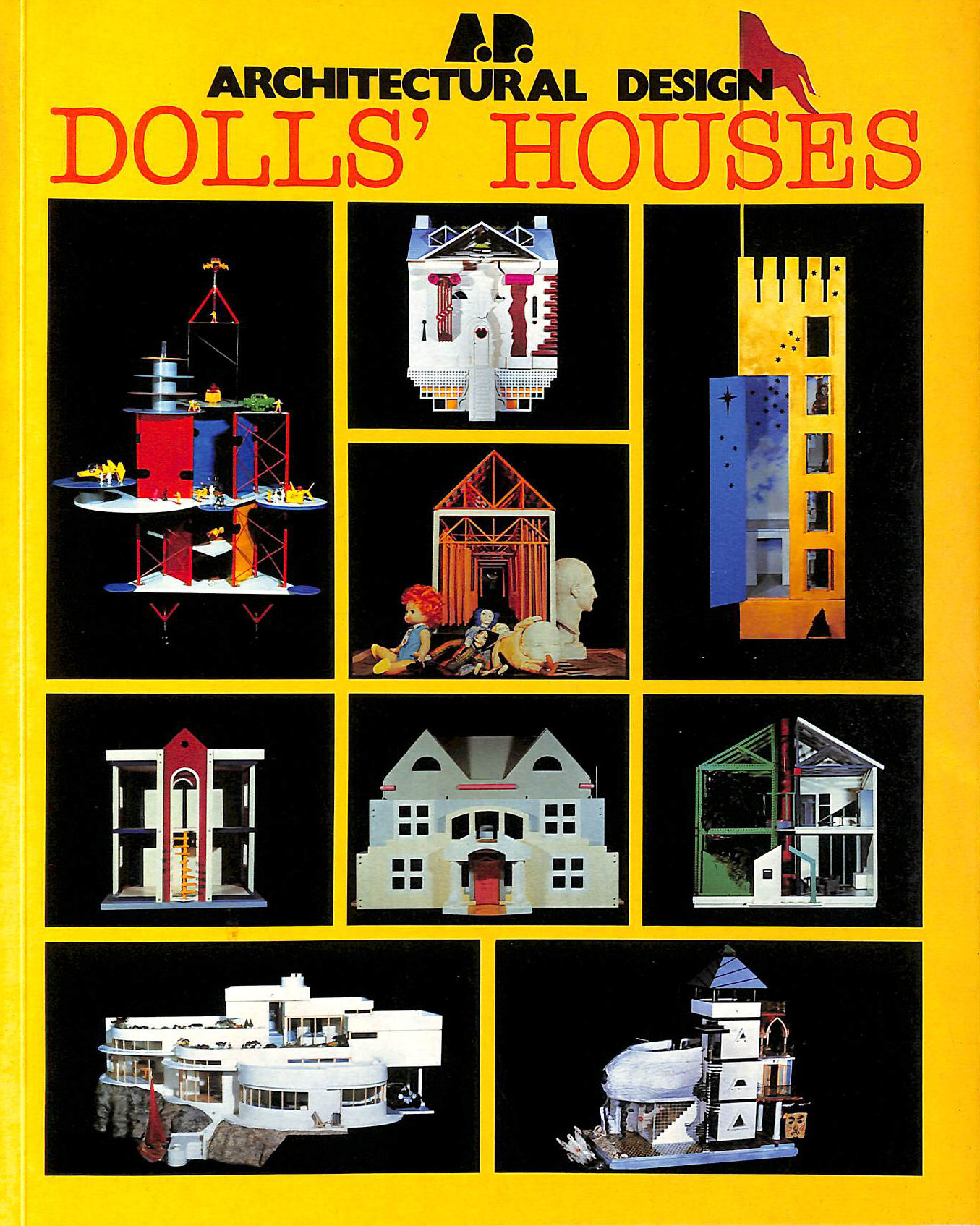 Image for Dolls' Houses (Architectural design profile)